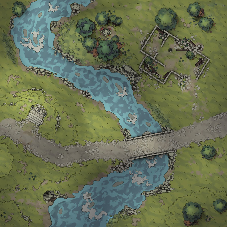 River Crossing v1.01 35x35 @140pps