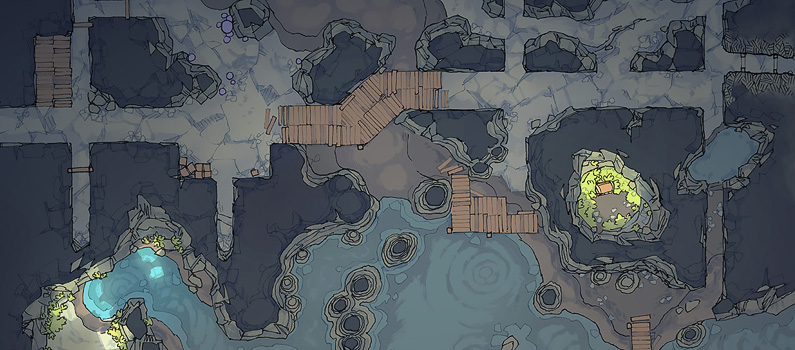 Abandoned Tunnels battle map - Banner (small)