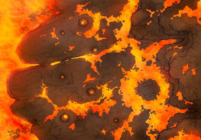 Crab Rock - Volcanic - Lava - 44x32.jpg