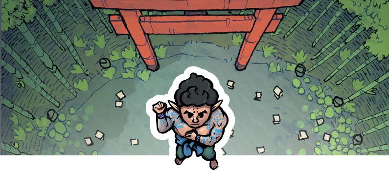 Kawaryu, Master of Water Encounter - Banner - Small